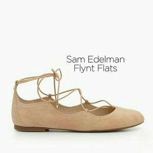 "·""Flynt"" Flats · by Sam Edelman"